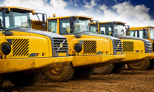 Mobile Maschinen